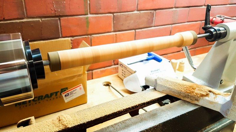 Barick Rods Custom Grips